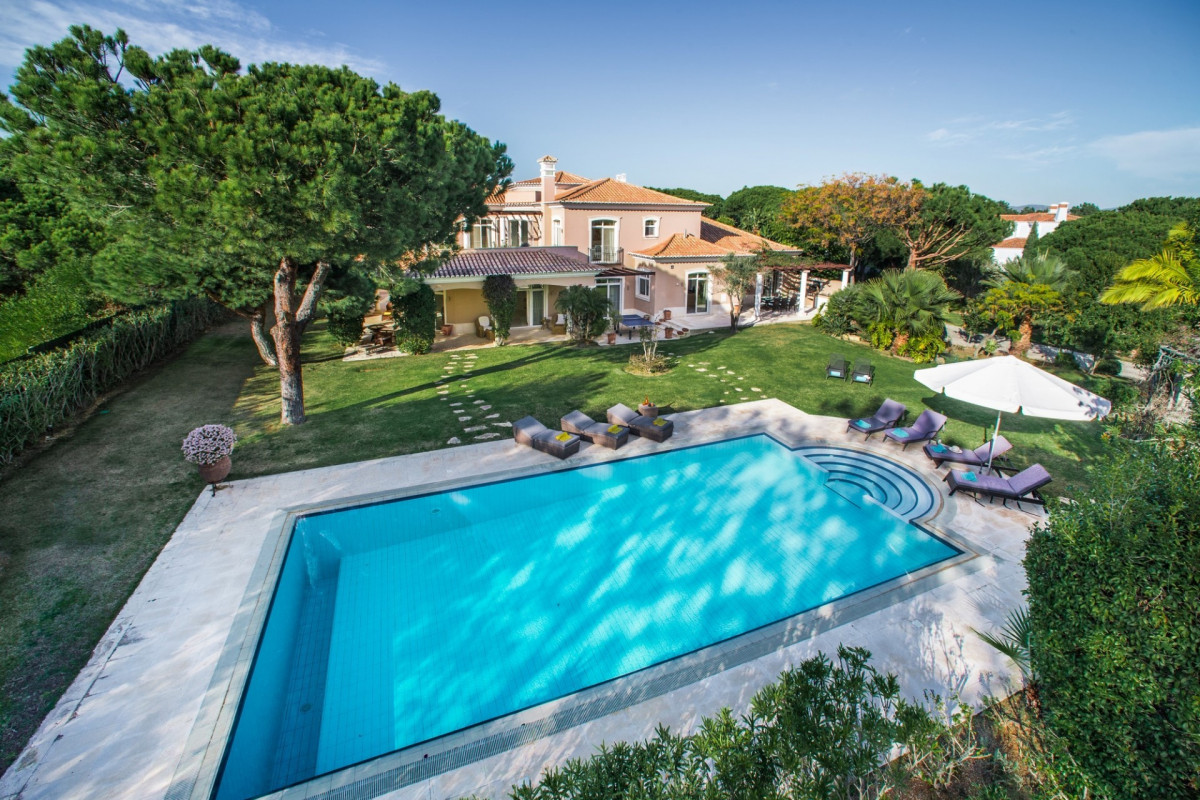 5 Bedroom Villa | in Quinta do Lago |  With Private Pool and Terrace Space