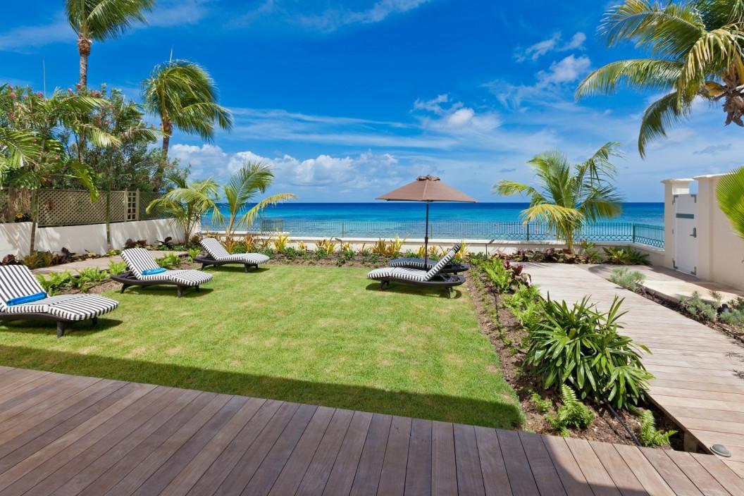 5 Bedroom Beachfront Villa with Plunge Pool