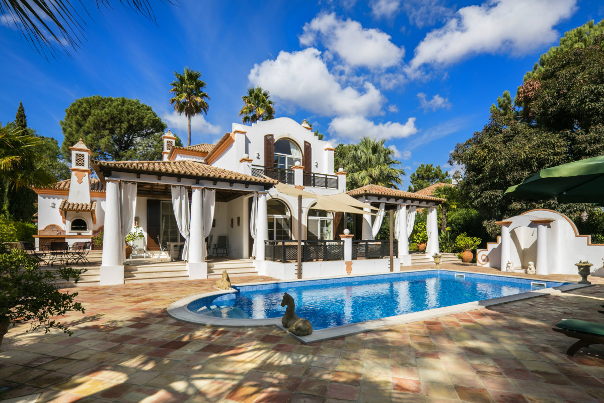 4 Bedroom Villa |  in Quinta do Lago | with Golf Views & Private Pool