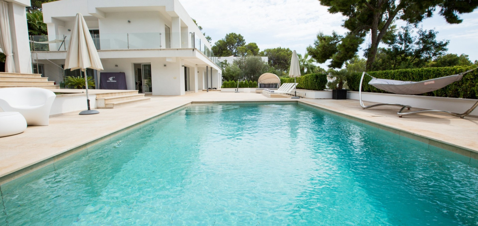 Holiday Villa In Mallorca Near Beach