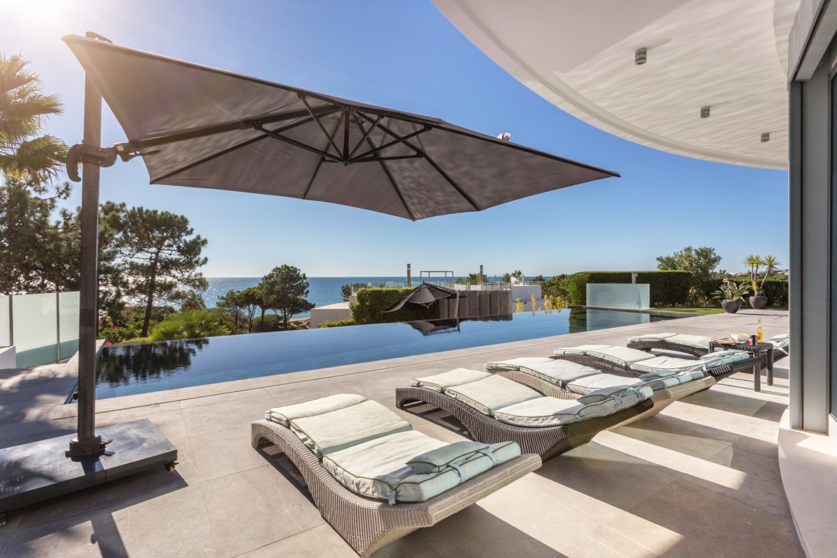 5 Bedroom Luxury Villa | Vale do Lobo | Sea Views and Infinity Pool