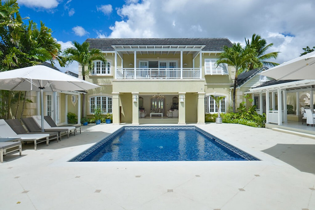 5 Bedroom Beachfront Villa | Sandy Lane | with Private Pool & Bar