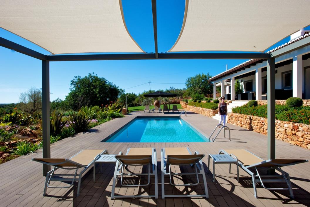 Modern Moorish Themed 6 Bedroom Villa with Private Pool & Sea Views