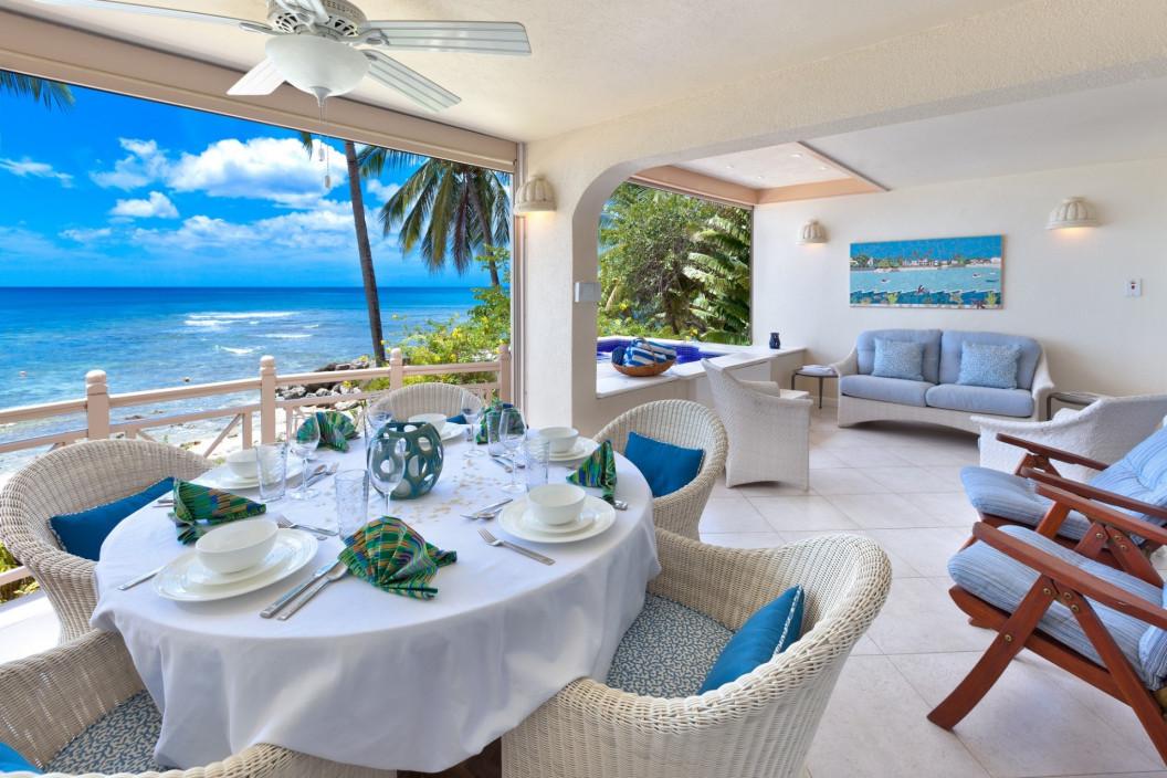 2 Bedroom Beachfront Villa with Plunge Pool