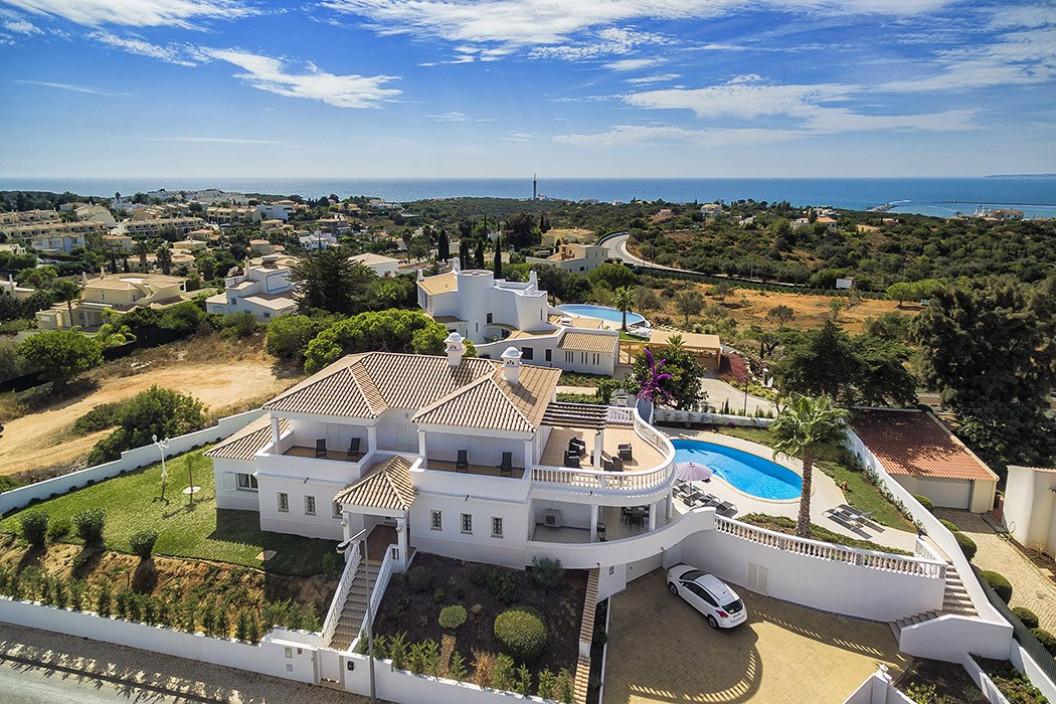 5 Bedroom Villa | Ferragudo | Private Pool & Sea Views