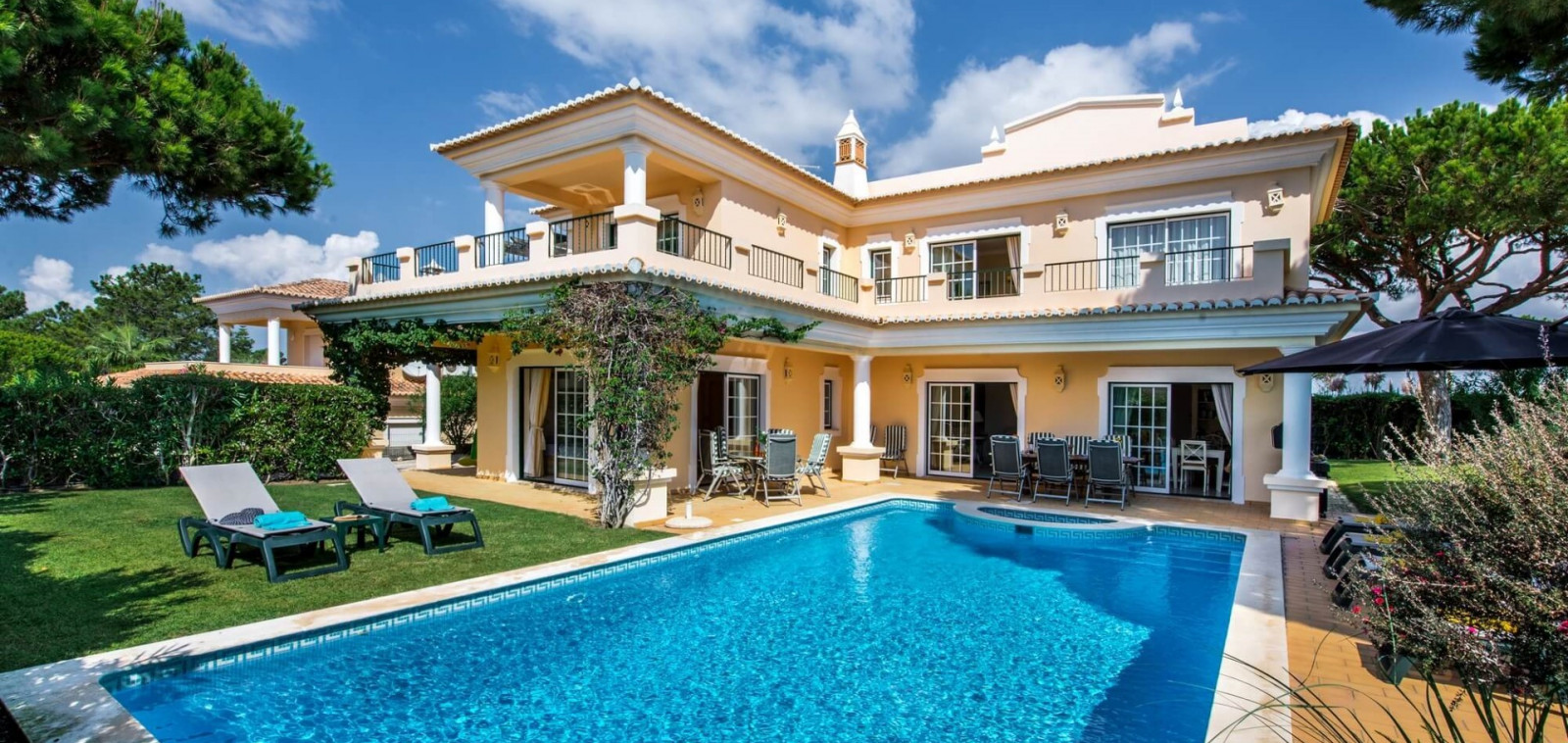 Luxury Villa in the Algarve Villa Laura