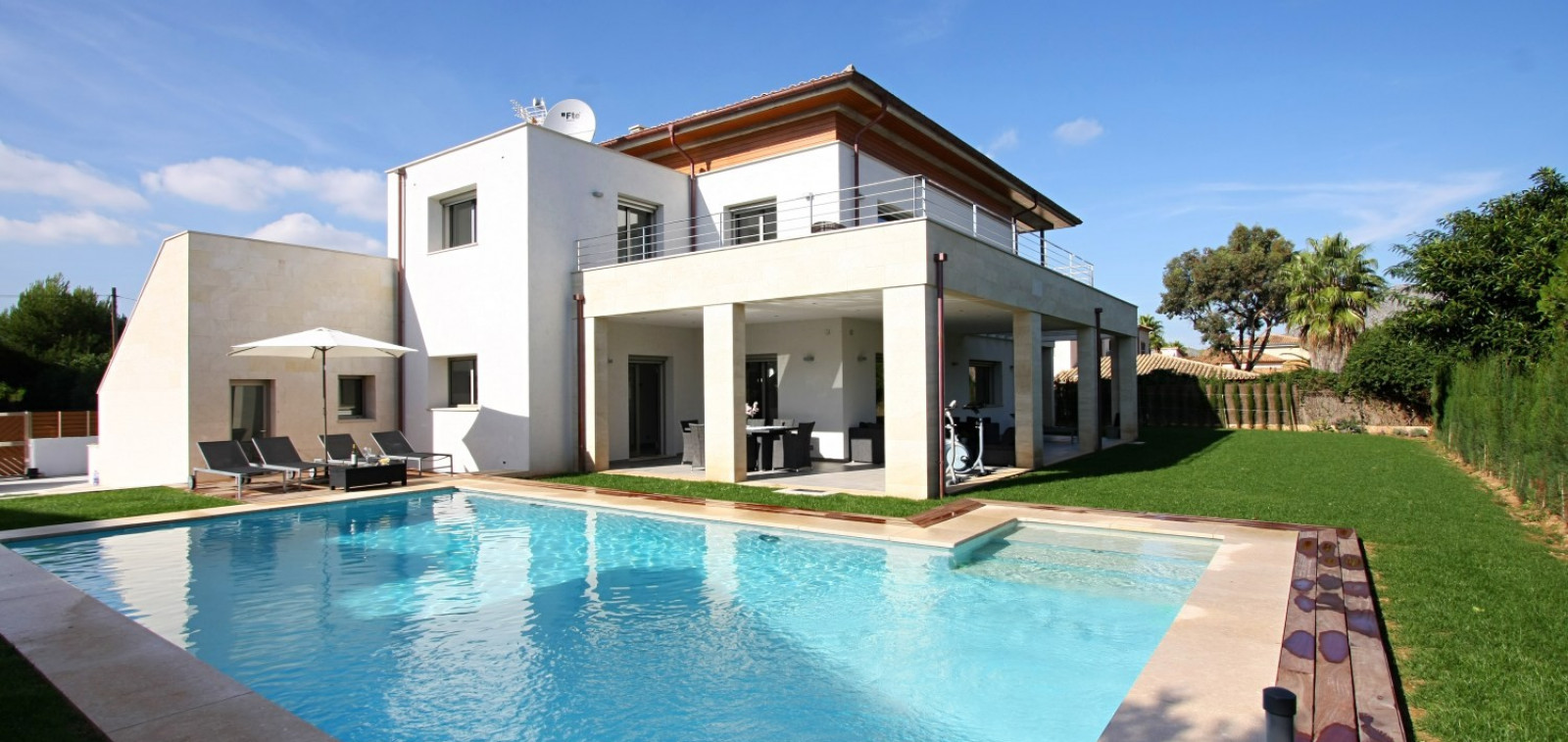 Luxury Villas Mallorca to Rent - Villa Casa Linea