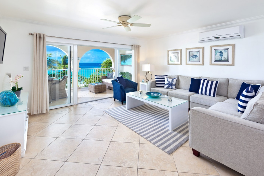 3 Bedroom Apartment | on Dover Beach | Pool, Gym & Sea Views