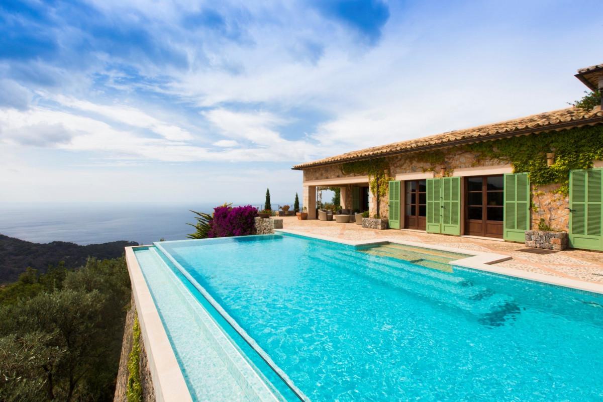 6 Bedroom Elegant Secluded Villa | Deia | Private Pool