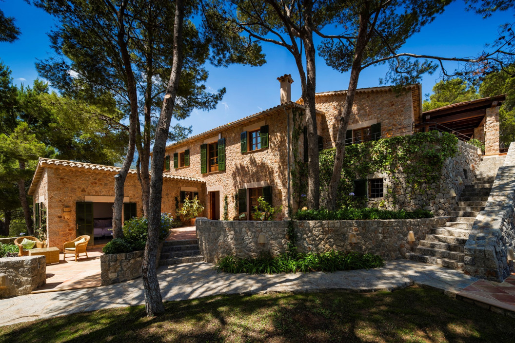 5 Bedroom Villa In Mallorca | Mallorca Luxury Villa With Pool