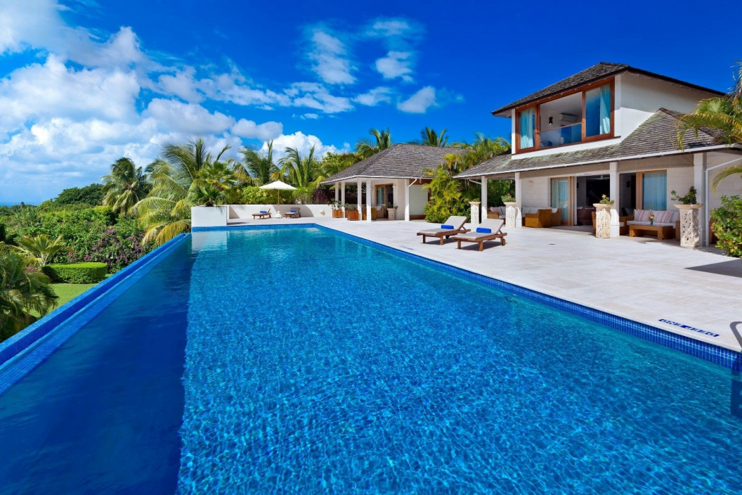 5 Bedroom Villa with Infinity Pool with Ocean View