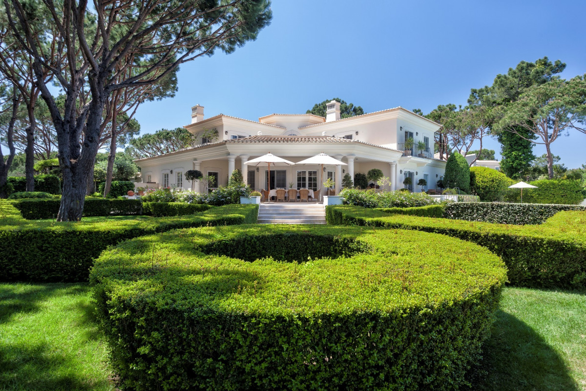 5 Bedroom Villa |  in Quinta do Lago | Private Pool & Close to Beach