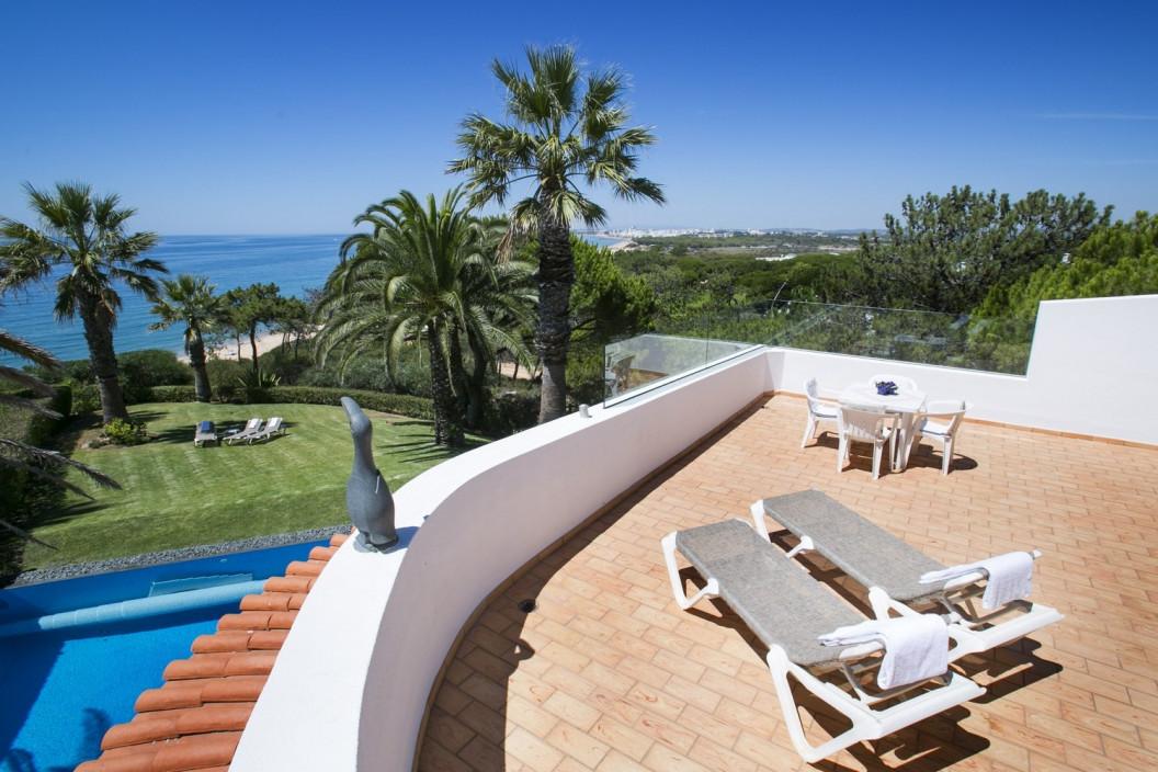 4 Bedroom Villa   Vale Do Lobo   Infinity Pool & Sea View