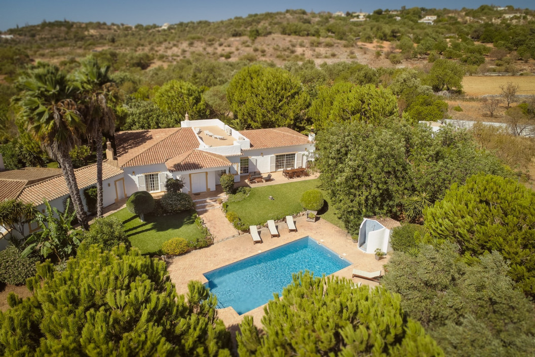 4 Bedroom Villa | Boliqueime | Large Terrace and Private Pool