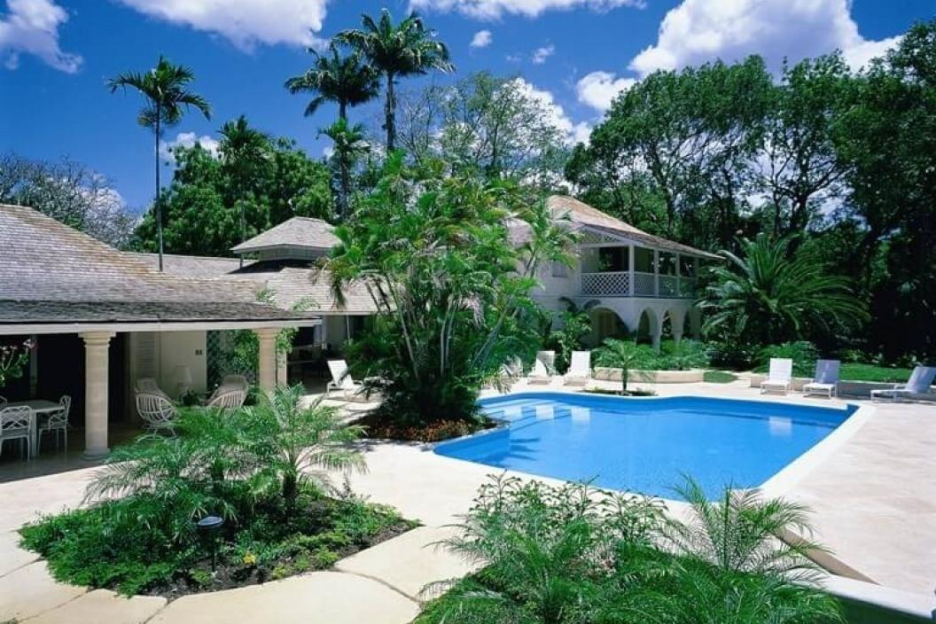 6 Bedroom Villa   Sandy Lane   Tropical Gardens & Private Pool