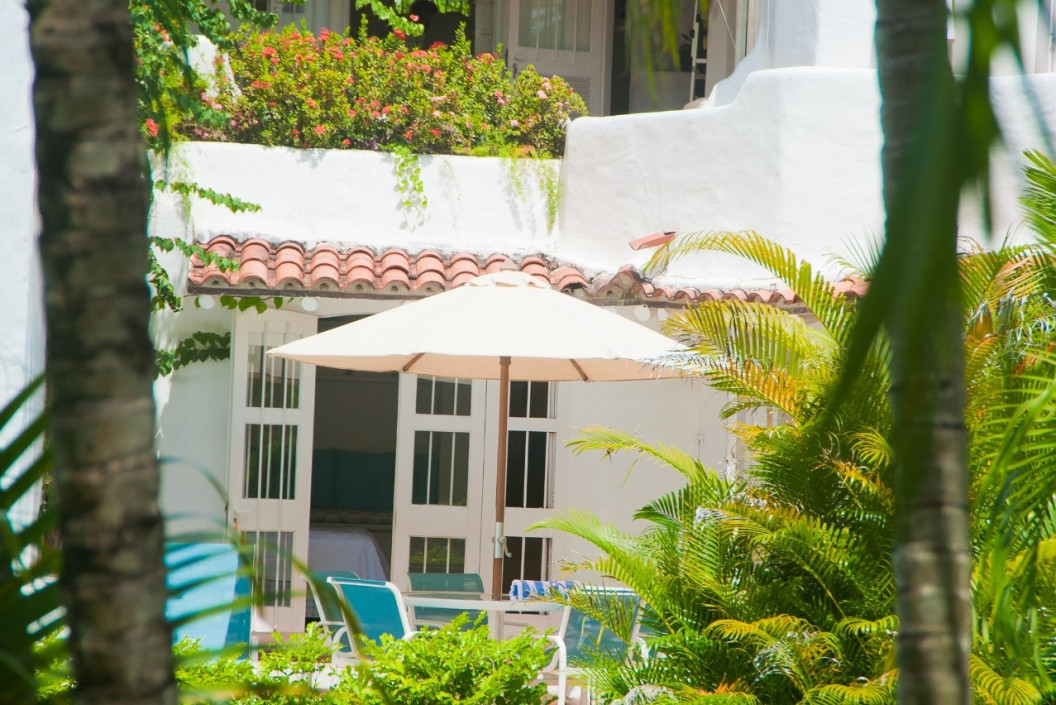 3 Bedroom Beachfront Villa with Plunge Pool