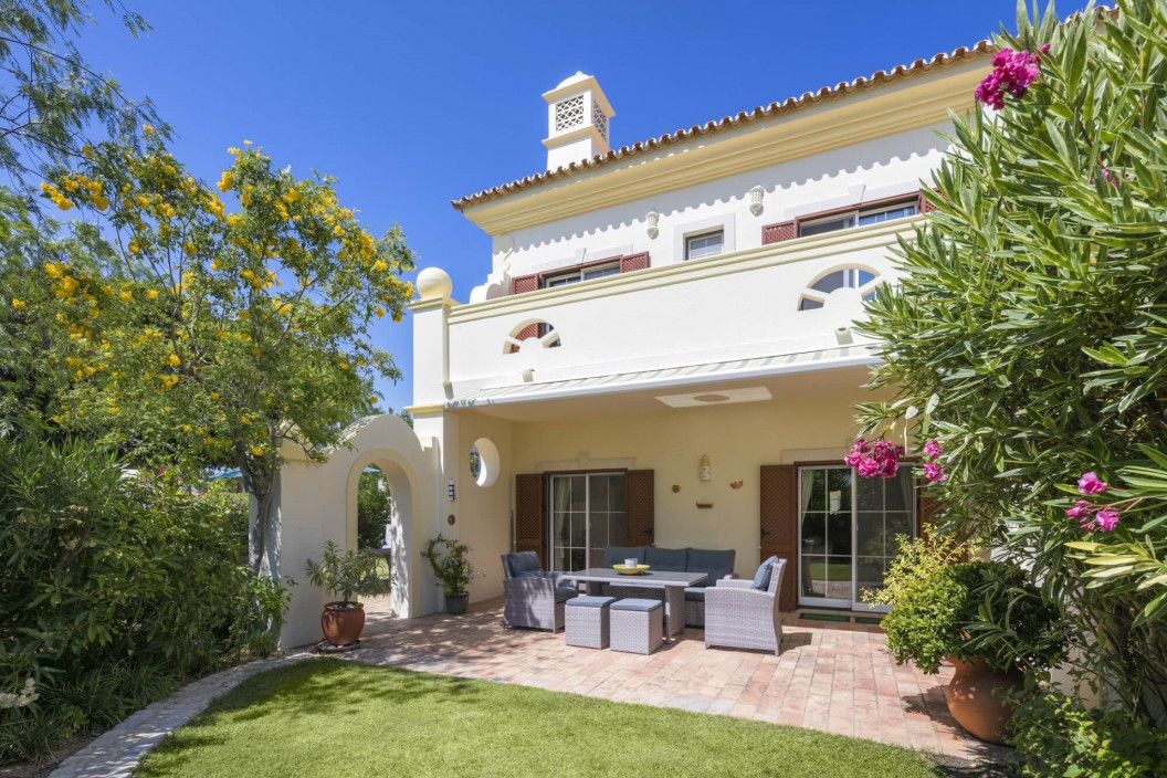 3 Bedroom Townhouse | Pinheiros Altos, Quinta do Lago | Private Garden