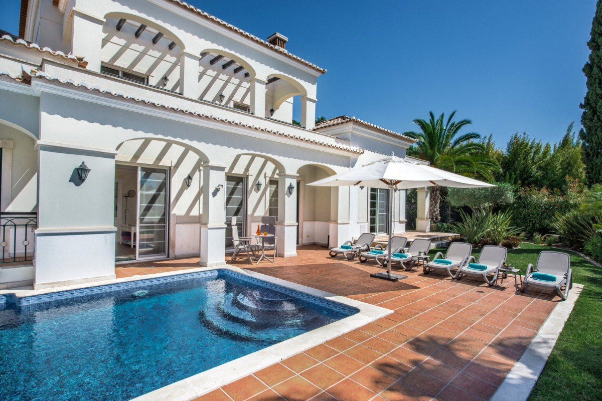 4 Bedroom Villa with Swimming Pool in Quinta do Lago