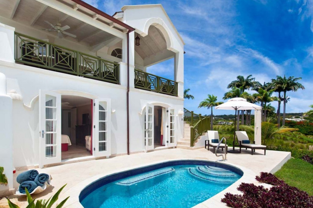 Modern 3 Bedroom Villa with Private Pool & Golf Views