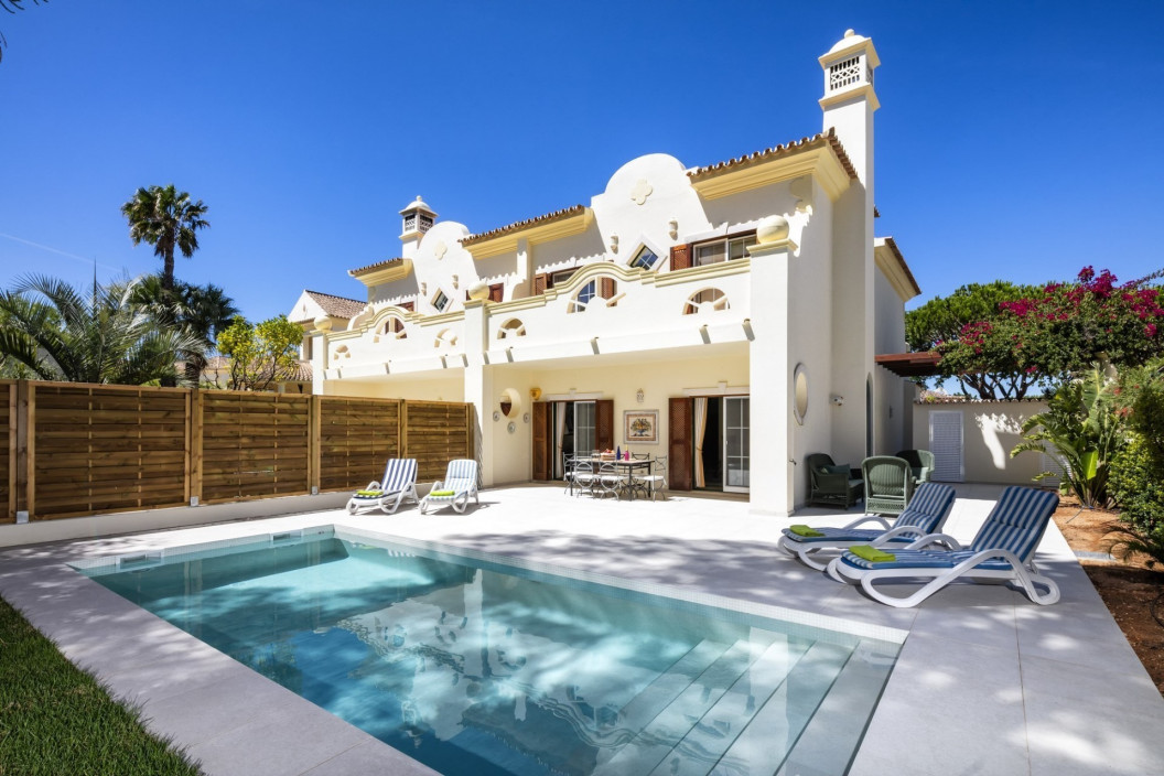 3 Bedroom Townhouse | in Pinheiros Altos, Quinta do Lago | with Private Pool