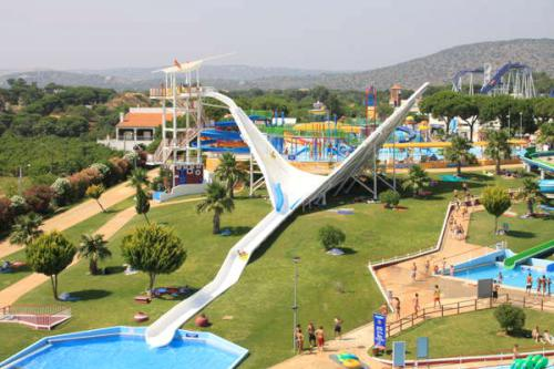 Aquashow Water Park, Quarteira