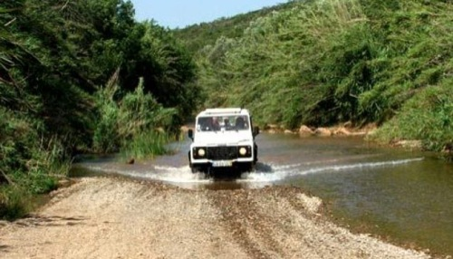 Algarve 4x4 Safari