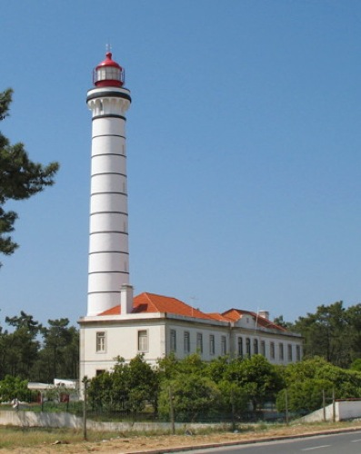 Vila Real de Santo Antonio's lighthouse