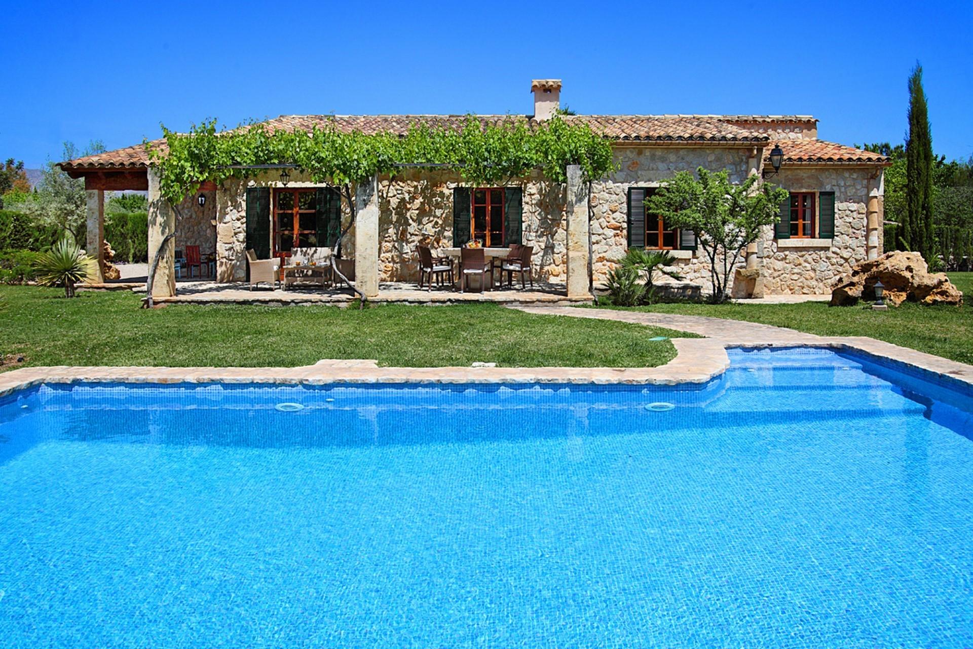 Luxury villa in Majorca