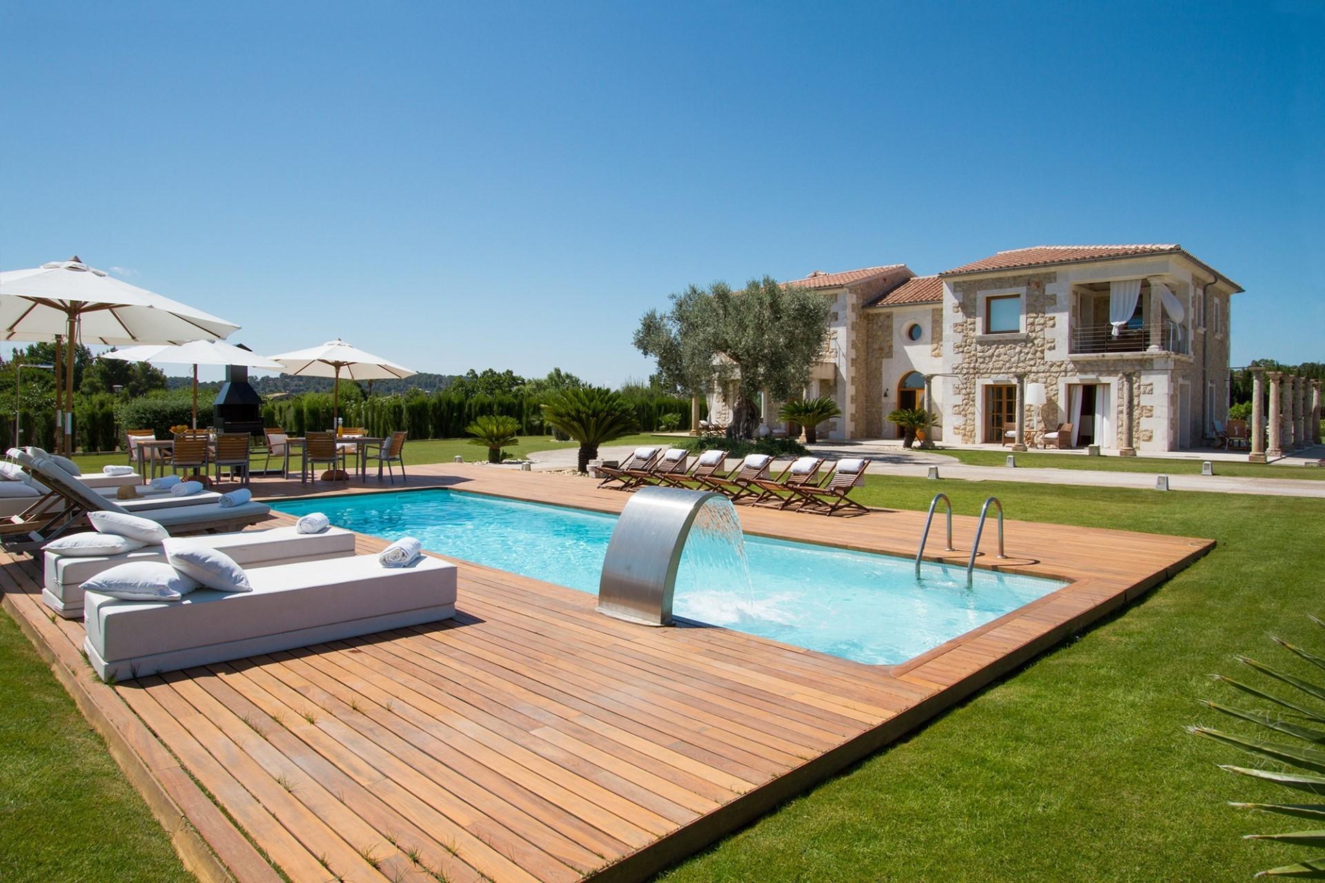 Majorca Villa with a pool