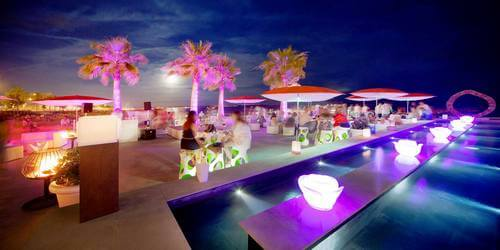 Anima Beach Club, Palma de Mallorca