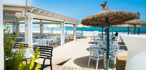 Can Gavella Beach Club, Playa de Muro