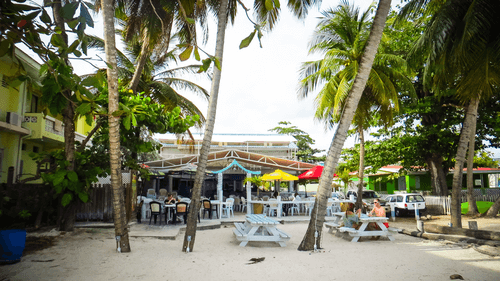 Barbados Beach Bars