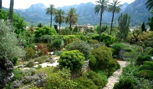 Soller Botanical Garden, Soller