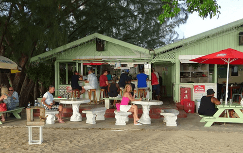 Surfside-Barbados